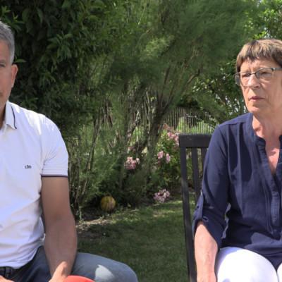Municipales 2020 Marans Olivier Martin et Mauricette Maingot