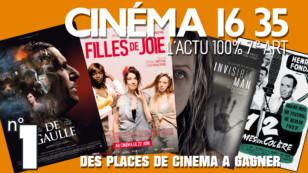 """""""CINÉMA 16 35"""", l'émission 100% cinéma du lundi 22 juin 2020. L'actu 100% 7e art"""