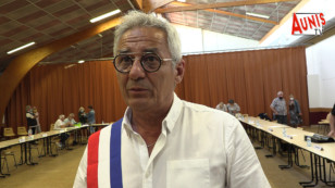 Premier conseil municipal post élection à Marans, sans surprise Jean Marie Bodin a été élu maire