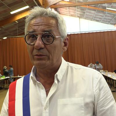 Jean Marie Bodin Maire de Marans