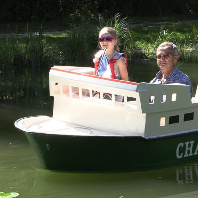 Lac de Frace Aigrefeuille bateaux miniatures