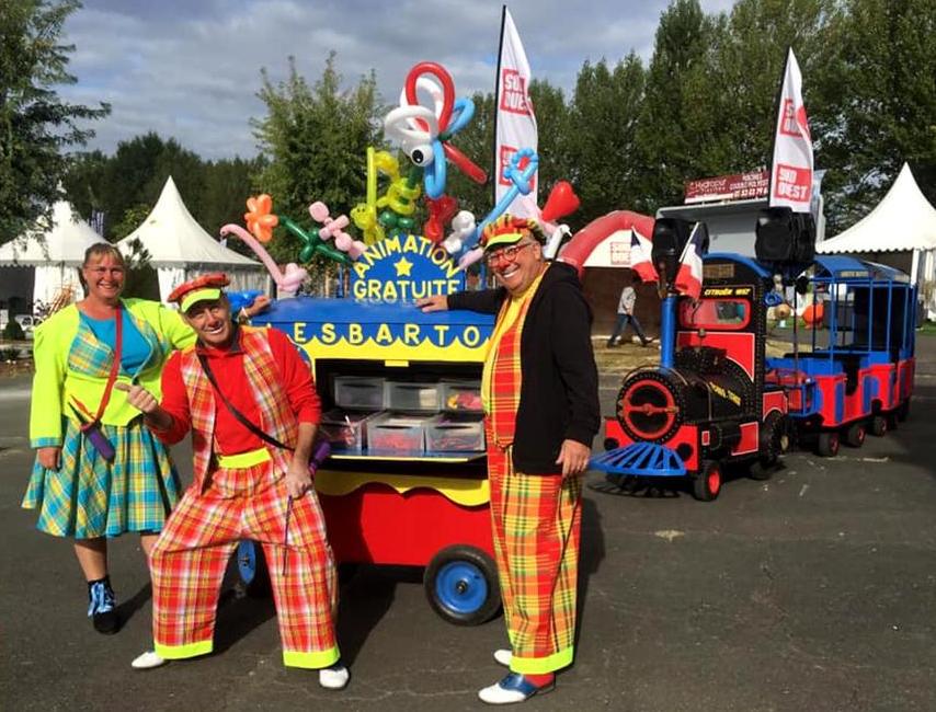 Les Bartos © Les Bartos Clown