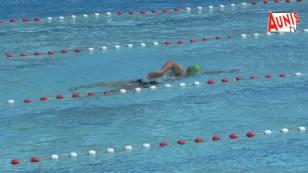 Surgères : Un petit tour à la piscine, idéal contre la chaleur étouffante d'août