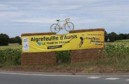Les villages d'Aunis Sud et Atlantique se mobilisent pour le Tour de France et se parent de jaune. Le programme.