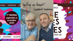 Aunis Sud : les auteurs-illustrateurs jeunesse de Pennart et Audouin à la rencontre des enfants