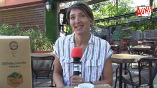 La Rochelle : Eko Paille, les pailles qui ne se jettent plus mais qui se mangent !