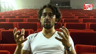 Dans les Fauteuils de L'Envol. Avec Mathieu Sempéré (les Stentors) et son spectacle Tout en chansons