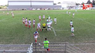 Rugby. Marans. Lourde défaite de l'Amicale Rugby Marans face au SA Parthenaisien. Match et réactions.