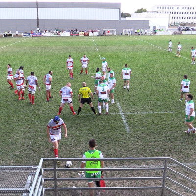 Rugby. Match. Marans SA Pathenaisien