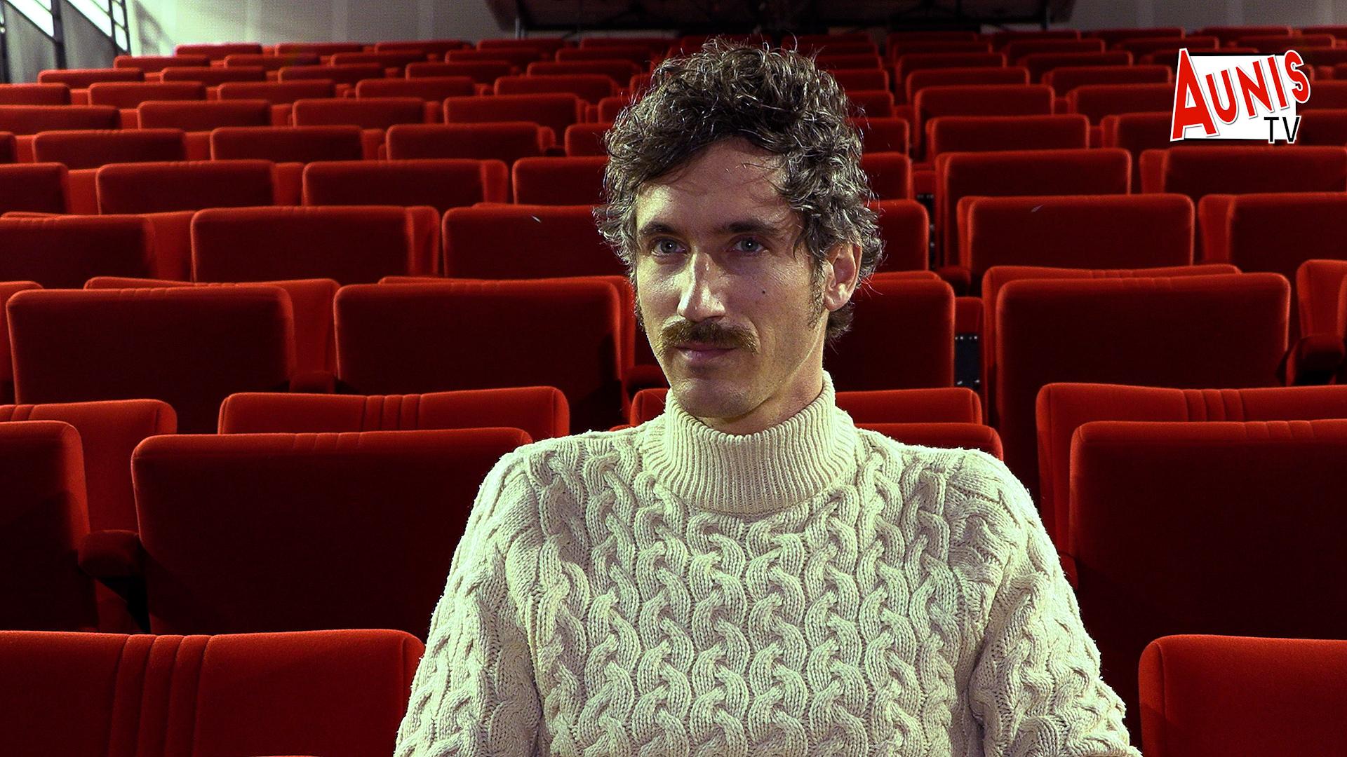 Baptiste W Hamon Dans les fauteuils de l'Envol