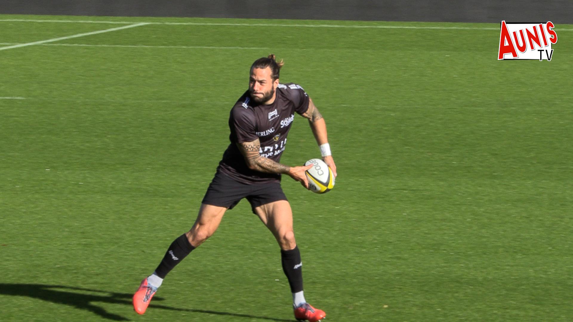 Pierre Aguillon Stade Rochelais Rugby TOP14