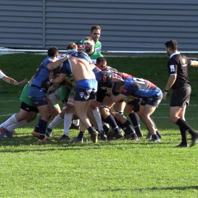 Rugby. Match Marans Chauray 19 octobre 2020 Honneur