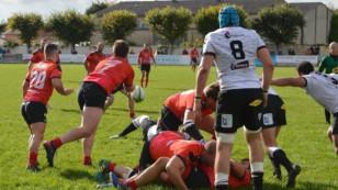 Rugby – Surgères : retransmission en direct dimanche 18 octobre du match de Fédérale 2, C'Chartres Rugby – SC Surgères