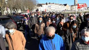 La Rochelle : près de 1000 manifestants dans les rues de la ville contre la loi Sécurité globale