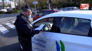 Confinement à La Rochelle : la police renforce les contrôles sur les attestations de déplacement