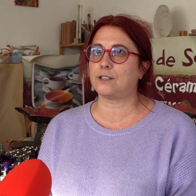 Sophie Sardet Atelier de Sophie St jean de Liversay céramiste potier
