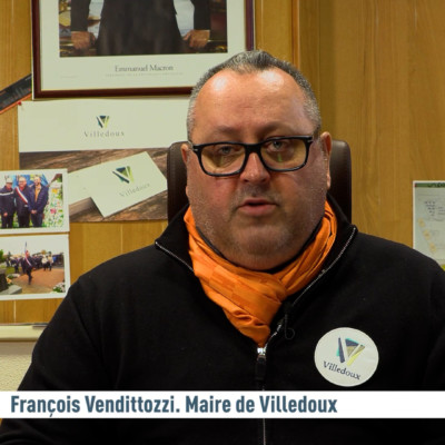 François Vendittozzi Vœux 2021
