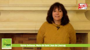 Saint Jean de Liversay : Sylvie Gatineau, maire du village, présente ses vœux 2021