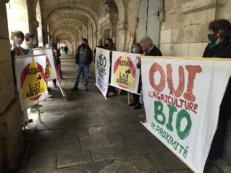 La Grève-sur-Mignon : un agriculteur poursuivi pour mise en danger de la vie de militants Anti-bassines