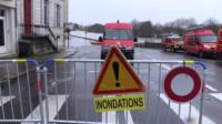 Saintes inondations Février 2021