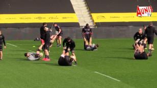 Top14. La Rochelle : l'avant match Stade rochelais – Stade toulousain avec Gibbes – Sazy – Wardy