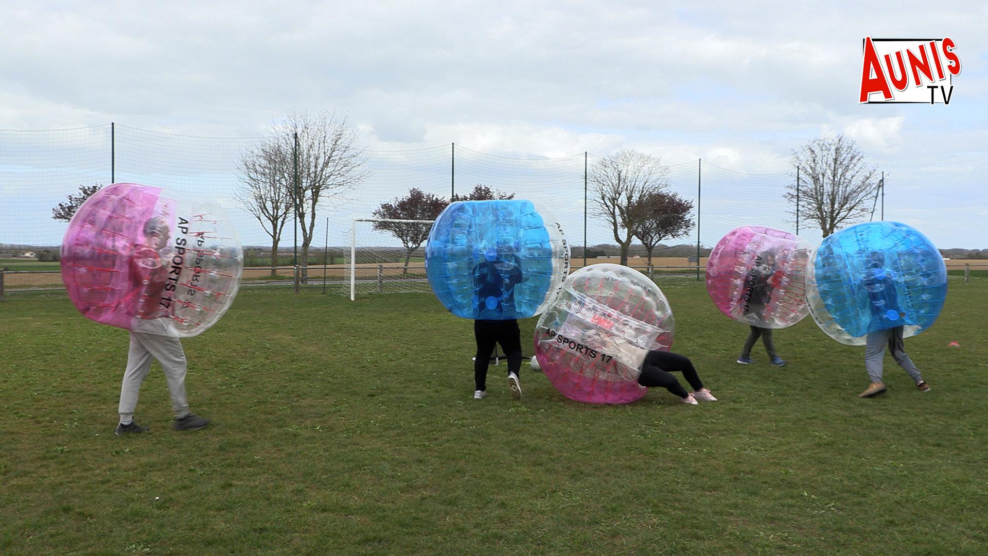 Bubble Foot Courçon activité sportive AP Sports 17