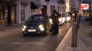 La Rochelle : le couvre-feu toujours sous contrôle sur le port