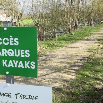 Echappées nature Charente-Maritime Bazoin