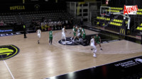tade rochelais Rupella Vitré match Basket La Rochelle