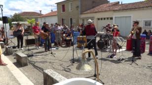 La Laigne : le festival l'Horizon fait le mur réduit à une soirée de concerts en juillet prochain