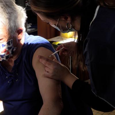 Marans Centre de vaccination Covid-19 vaccins