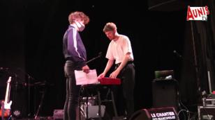 La Rochelle : trois jeunes talents au Chantier des Francos
