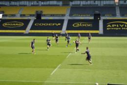 Rugby. TOP14. La Rochelle : se remettre la tête à l'endroit contre Pau ce samedi