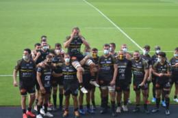 Rugby. TOP14 : La Rochelle co-leader après avoir retrouvé le chemin de la victoire contre Pau