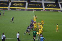 La Rochelle. Rugby. TOP14  : implacable, le Stade Rochelais l'emporte largement sur Agen