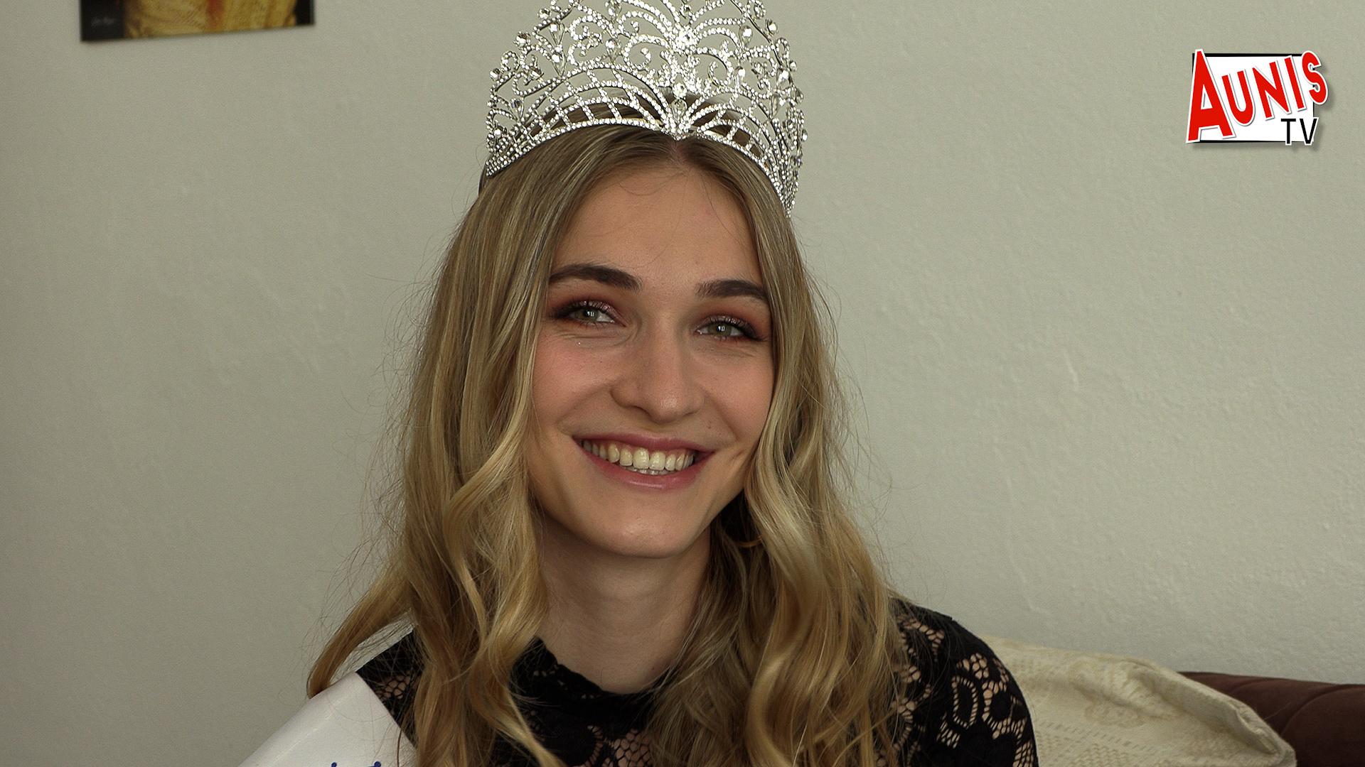 Kiara Baratta Miss Poitou Charentes 2020 à Marans Bourgoin AunisTV