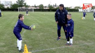 Marans. Football : les jeunes du FC Nord 17 en formation avec l'ex-international Laurent Fournier