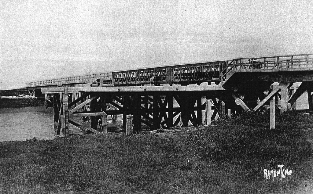 L'ancien Pont du Brault