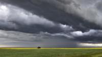 Orage pluie grele AdobeStock illustration