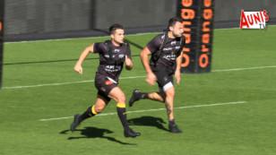 Rugby. Top14. La Rochelle : les jeunes du Stade Rochelais en avant-garde à Montpellier