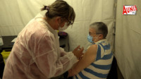 Surgères Vaccination Castel Park AunisTV ©Ludovic Sarrazin