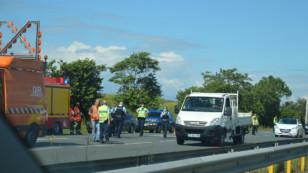 Sainte Soulle. Accident : cinq véhicules entrent en collision sur la RN11