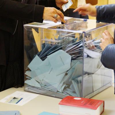 Elections départementales Charente-Maritime ©Ludovic Sarrazin