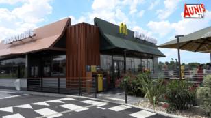 Ferrières : le McDonald's a ouvert ses portes il y a un mois jour pour jour. Rencontre avec son propriétaire.