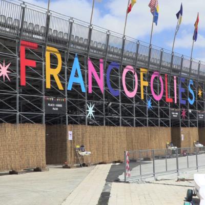 Les Francofolies 2021