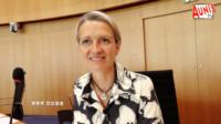 Sylvie Marcilly Présidente du Conseil départemental de la Charente-Maritime AUNISTV