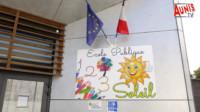 Benon Ecole rentrée des classes 2021 SIVOS