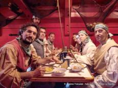 Rochefort : invitez vous à la table de l'Hermione pour un dîner exceptionnel