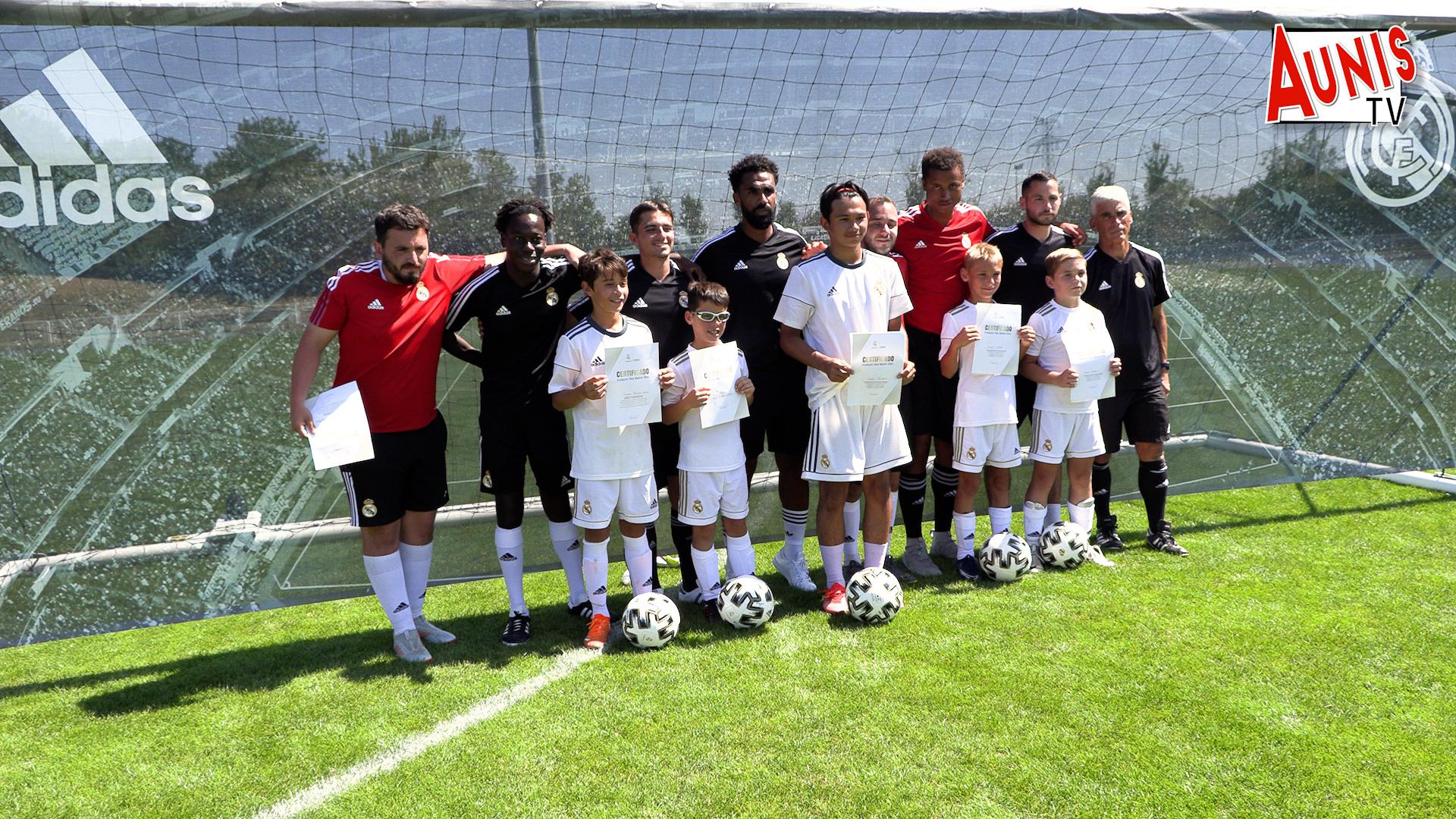 Périgny Fondation Real Madrid Football