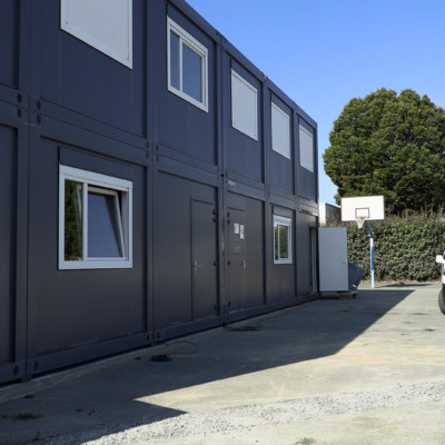 Préfabriqués Collège de Courçon rentrée 2021